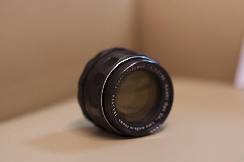 レンズ沼 [撮り比べ] : 新旧M42 50mm/55mmレンズ対決
