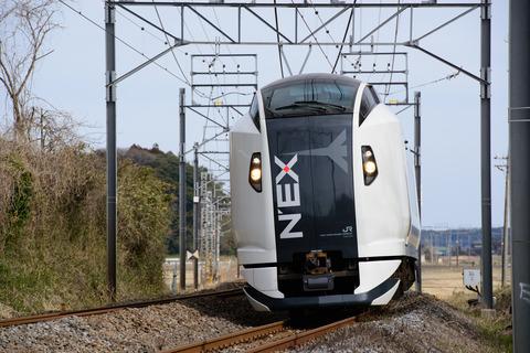 撮鉄 [JR物井駅] : D800E + AF-S NIKKOR 70-200mm f/2.8G ED VRII