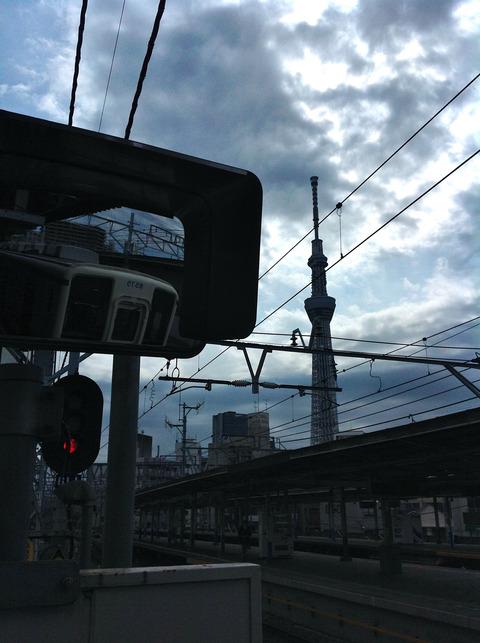 散策 [東京スカイツリー] : 新しいiPad