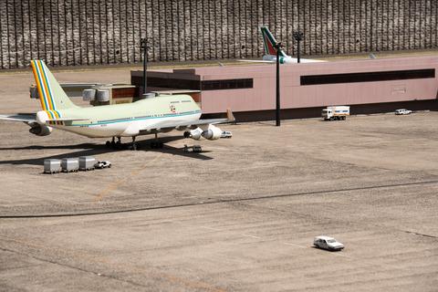 散策 [東武ワールドスクウェア/新東京国際空港] : D800E + AF-S NIKKOR 70-200mm f/2.8G ED VRII