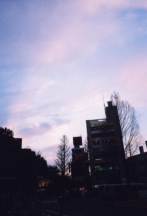 散策 [夕方to夜] : 機材不明編