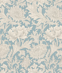 Chrysanthemum Toile_101