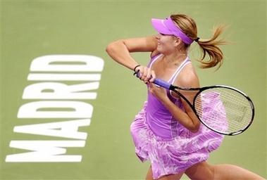 マリア・シャラポワ WTAツアー選手権3001