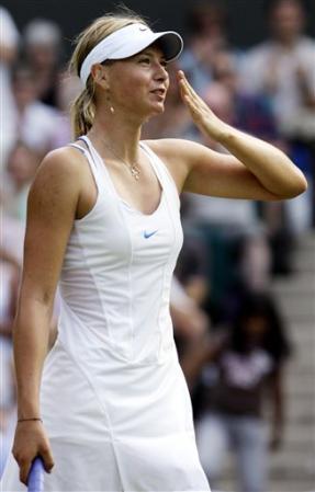 マリア・シャラポワ ウィンブルドン選手権2006年016