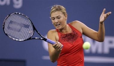 マリア・シャラポワ 全米オープン 111