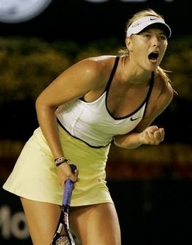 マリア・シャラポワ 全豪オープン 3014