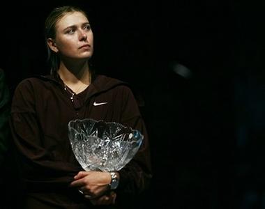 マリア・シャラポワ WTAツアー選手権 5002