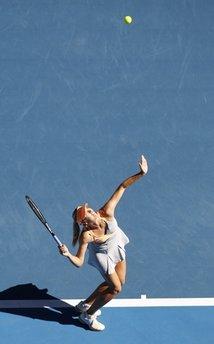 マリア・シャラポワ、全豪オープン