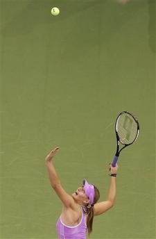 マリア・シャラポワ WTAツアー選手権3002
