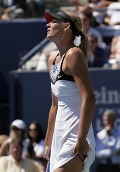マリア・シャラポワ 全米オープン 318