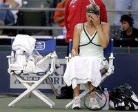 マリア・シャラポワ、LA女子テニス選手権