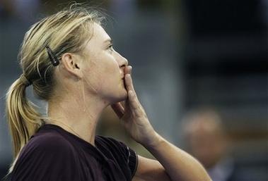 マリア・シャラポワ WTAツアー選手権 4002