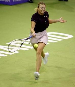 マリア・シャラポワ WTAツアー選手権 2006