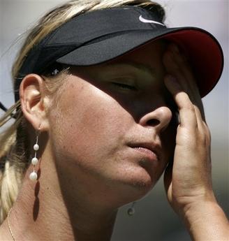 マリア・シャラポワ 全米オープン 302