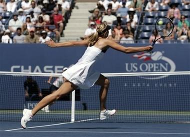 マリア・シャラポワ 全米オープン 307