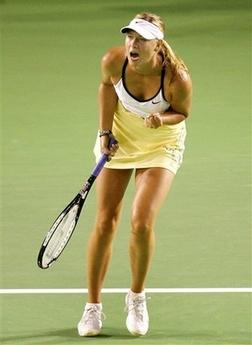 マリア・シャラポワ 全豪オープン 3016