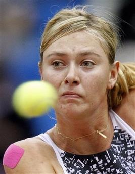 マリア・シャラポワ クレムリン・カップ 2007