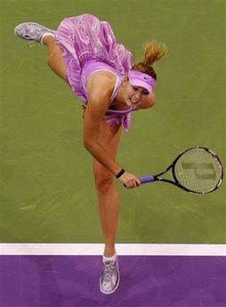 マリア・シャラポワ WTAツアー選手権3003