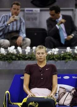 マリア・シャラポワ WTAツアー選手権 1003
