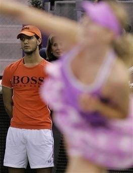 マリア・シャラポワ WTAツアー選手権3009