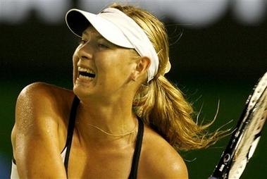 マリア・シャラポワ 全豪オープン 3010