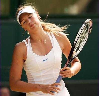 マリア・シャラポワ ウィンブルドン選手権2006年023