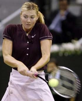 マリア・シャラポワ WTAツアー選手権 1008