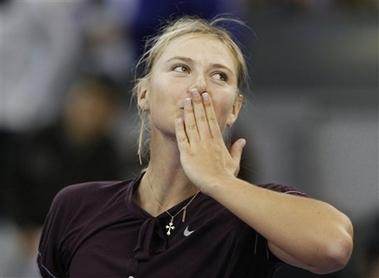 マリア・シャラポワ WTAツアー選手権 4003