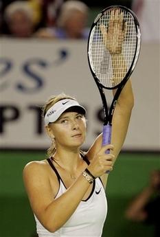 マリア・シャラポワ 全豪オープン 3019