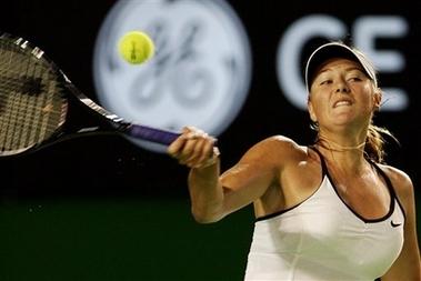 マリア・シャラポワ 全豪オープン 3013