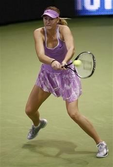 マリア・シャラポワ WTAツアー選手権4001