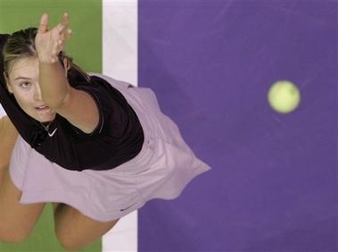 マリア・シャラポワ WTAツアー選手権 3004