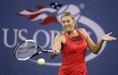 マリア・シャラポワ 全米オープン 110