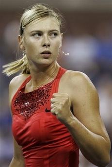 マリア・シャラポワ 全米オープン 211