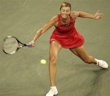 マリア・シャラポワ 全米オープン 201