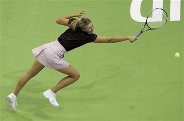 マリア・シャラポワ WTAツアー選手権 2010