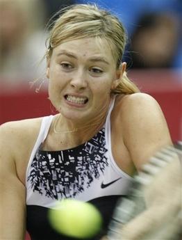 マリア・シャラポワ クレムリン・カップ 2008