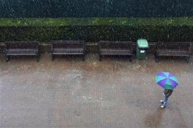 ウィンブルドン、雨 001