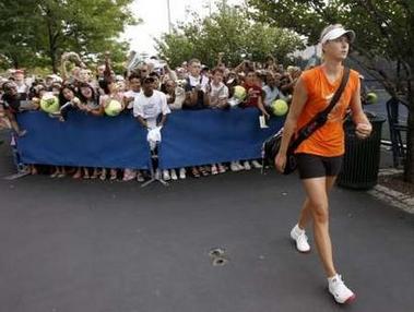 マリア・シャラポワ 全米オープン 114