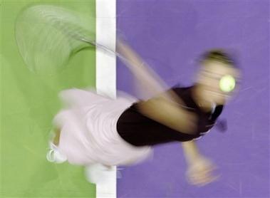 マリア・シャラポワ WTAツアー選手権 2004