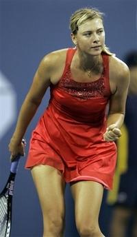 マリア・シャラポワ 全米オープン 109