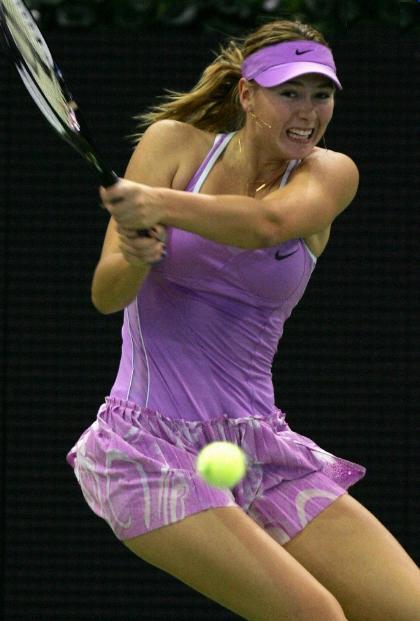 マリア・シャラポワ WTAツアー選手権5001