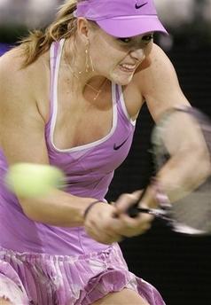 マリア・シャラポワ WTAツアー選手権0022