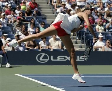 マリア・シャラポワ 全米オープン 305