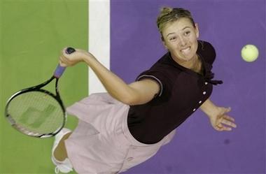 マリア・シャラポワ WTAツアー選手権 1006