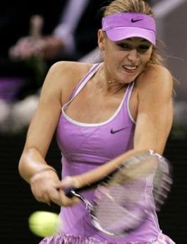 マリア・シャラポワ WTAツアー選手権0024