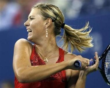 マリア・シャラポワ 全米オープン 209