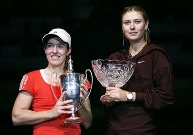 マリア・シャラポワ WTAツアー選手権 5001