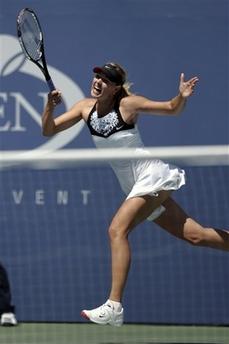 マリア・シャラポワ 全米オープン 314