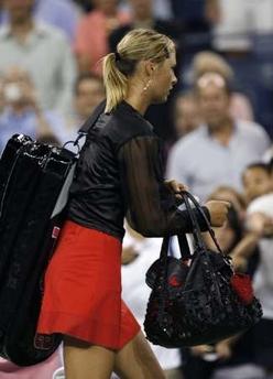マリア・シャラポワ 全米オープン 103